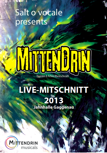 Live-DVD Mittendrin 2013